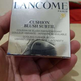 Lancome cushion blush