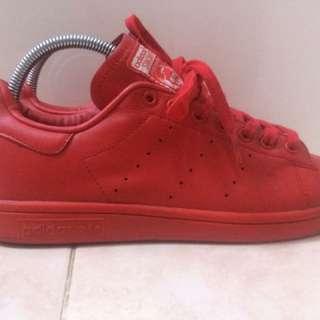 Adidas Stan Smith Red Pharrell Williams