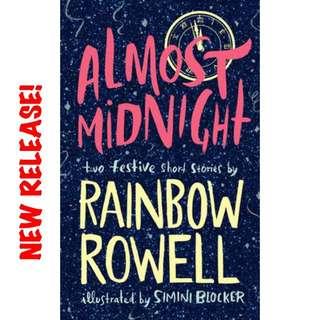 Almost Midnight by Rainbow Rowell EBOOK