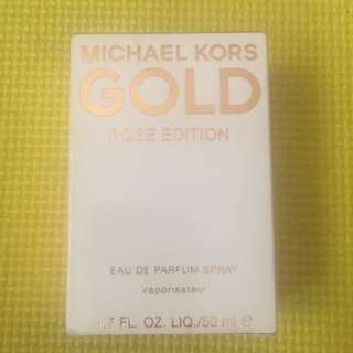 Auth.Michael Kors Gold Rose Edition Perfume