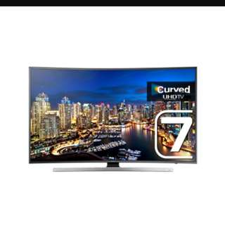 Samsung 78 Inches 7 series 4K UHD SMART Digital Ready LED TV!! 50% off!!