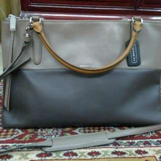 Authentic Coach Borough Retro Colour Block