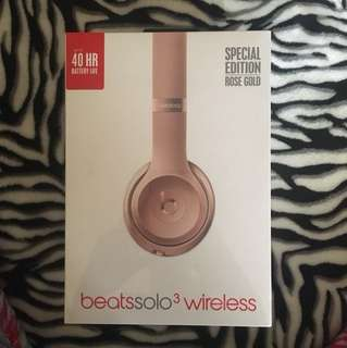 *BN* Beats solo 3 Wireless
