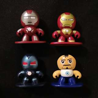 Iron Man Micro Muggs (Buy 11 for PHP 900!)