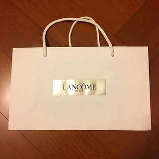 Lancôme 紙袋 提袋 36cm*21.5cm