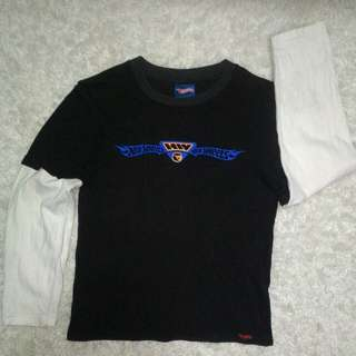 Hot Wheels T-Shirt Size L
