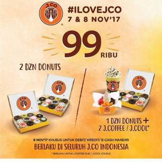 J.Co 2 lusin 100rb
