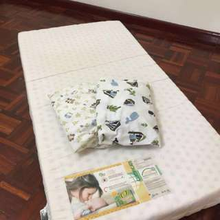 Preloved! Bumblebee Quality Baby mattress from GETHA