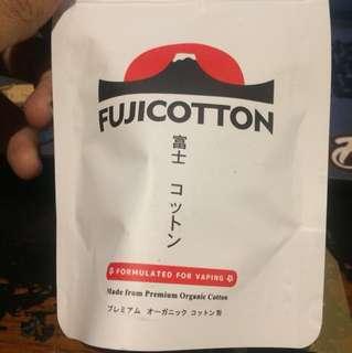 Fujicotton - Kapas Vaping - Kapas Vape