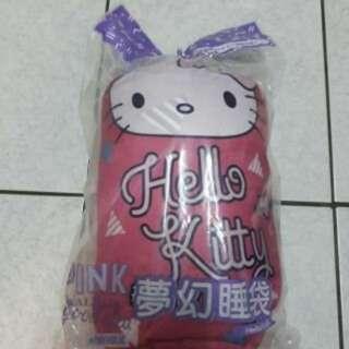 🚚 (7-11)Hello kitty睡袋