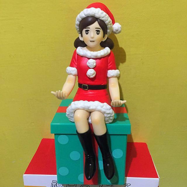 (交換)7-11 杯緣子 大公仔 聖誕款