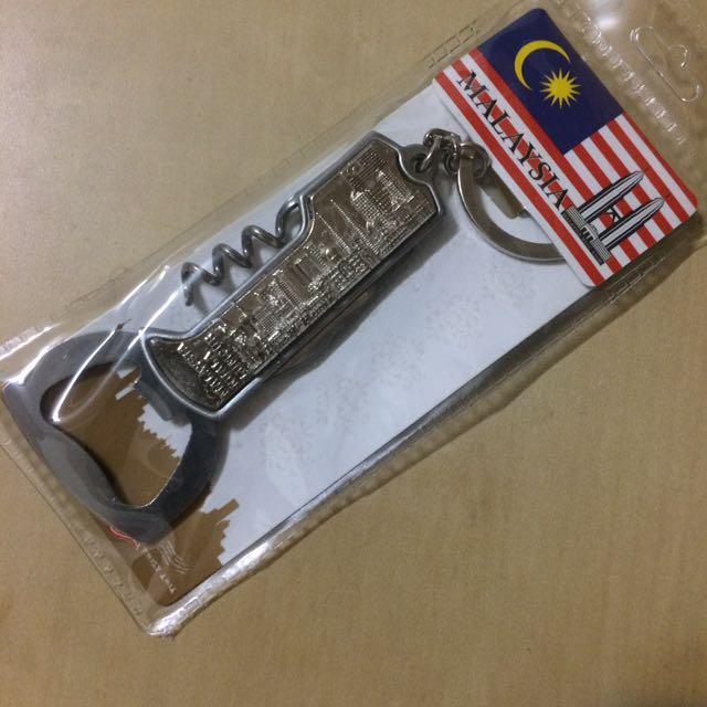 馬來西亞帶回開瓶器含運
