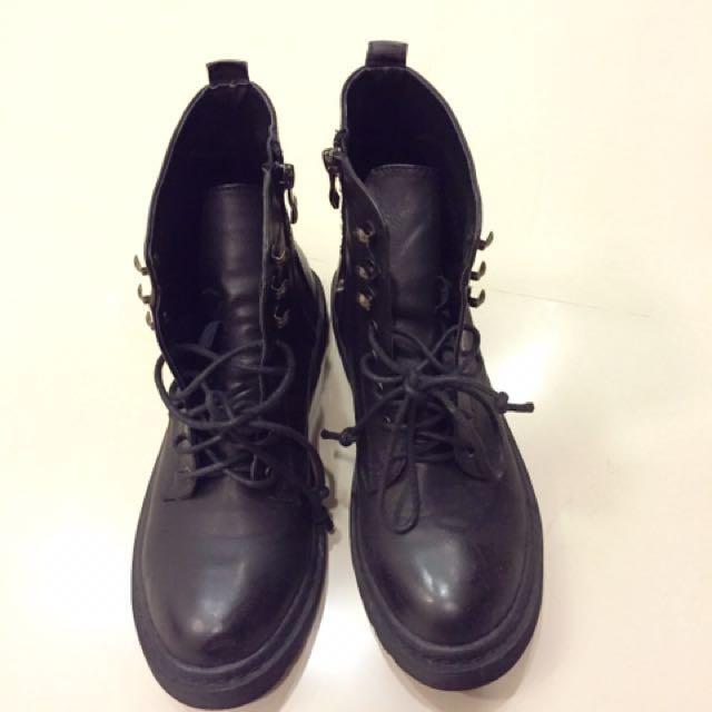 正韓馬丁靴