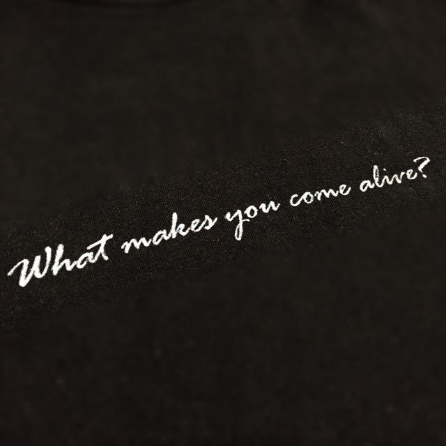 客製 翻譯 英文 刺青 t恤 tattoo 短袖t恤