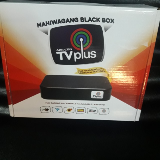 ABS-CBN TV PLUS WITH HDMI PORT