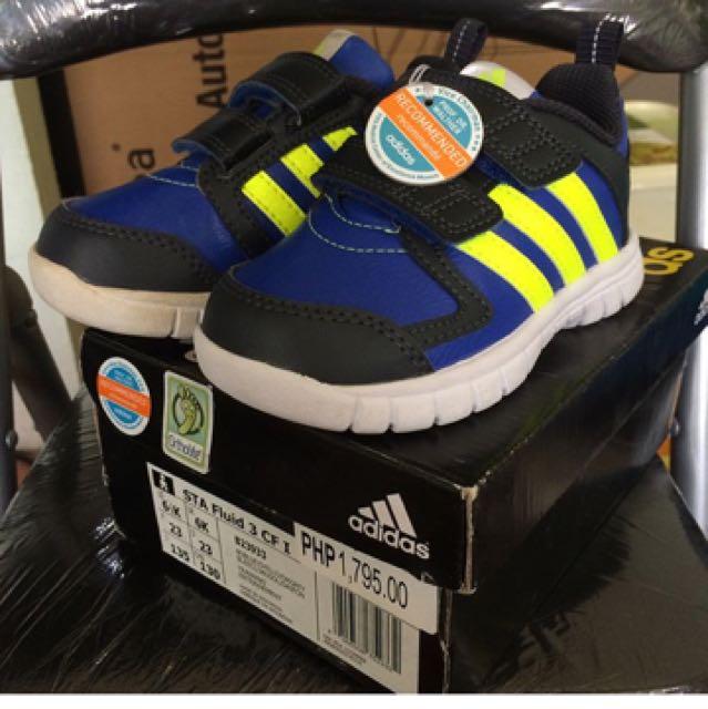 Adidas STA Fluid