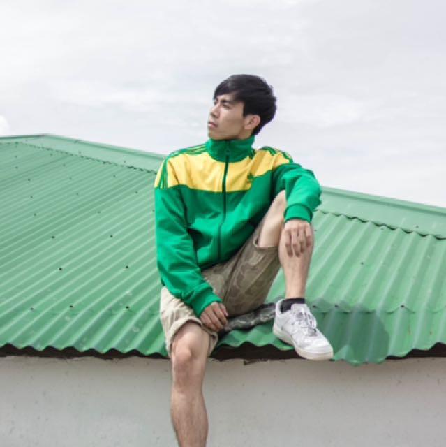 Adidas x Oregon Jacket