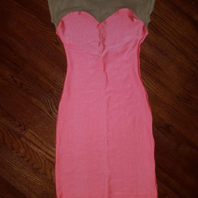 American apparel sweetheart dress