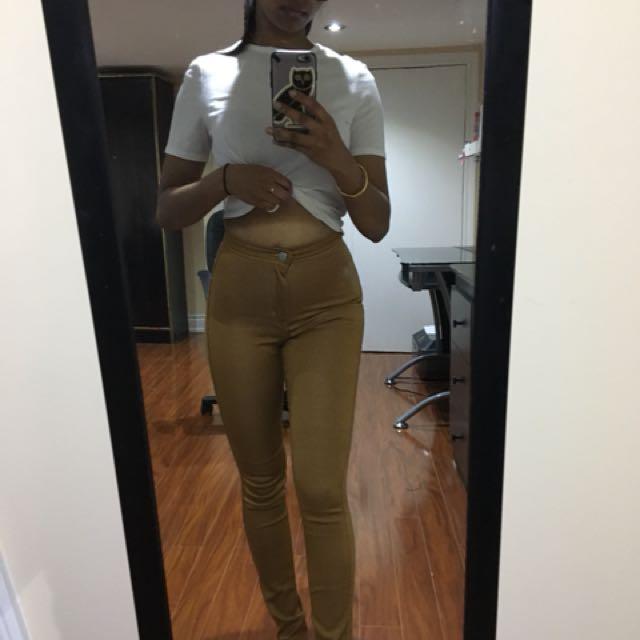 American apparel, Zara jeans