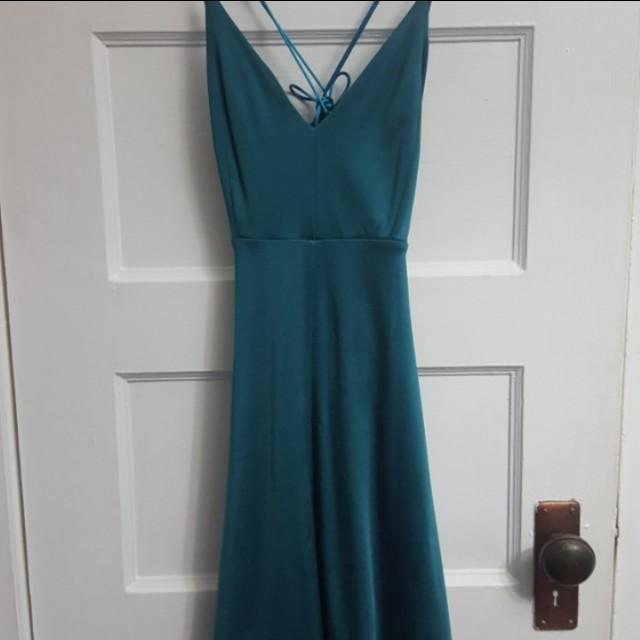 Aritzia Wilfred Free Reike Dress