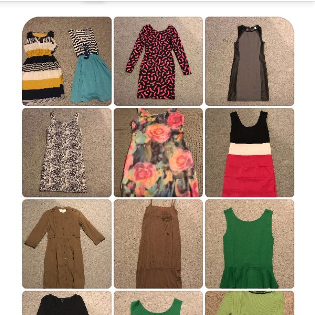 Assorted Pre-owned Clothes