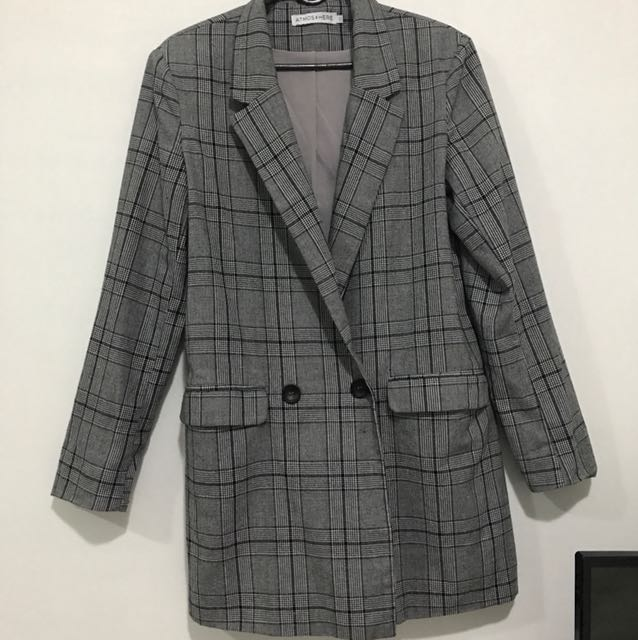Atmos and Here Boyfriend Blazer