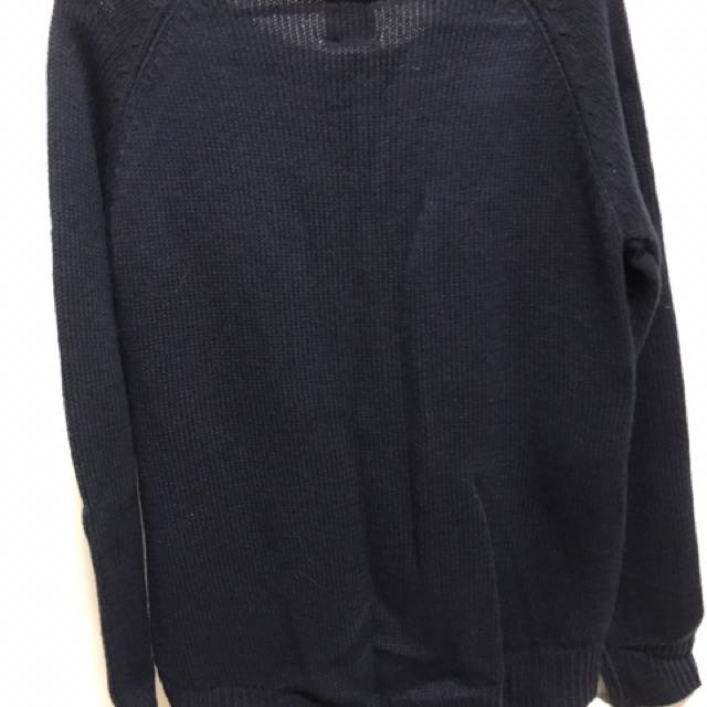 Authentic John and Jenn by Line sweater