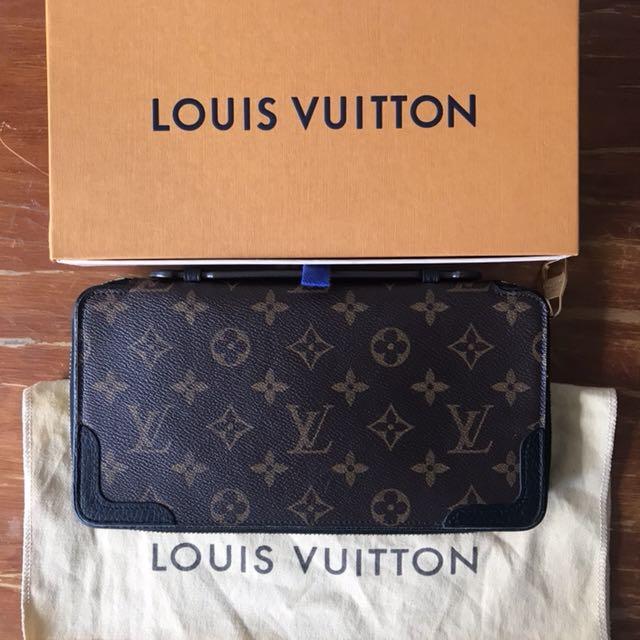 Authentic Louis Vuitton Clutch, Wallet, Travel Organizer