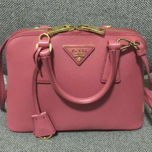Authentic Prada Saffiano Tote