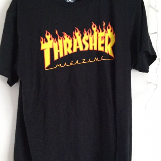Authentic Thrasher top