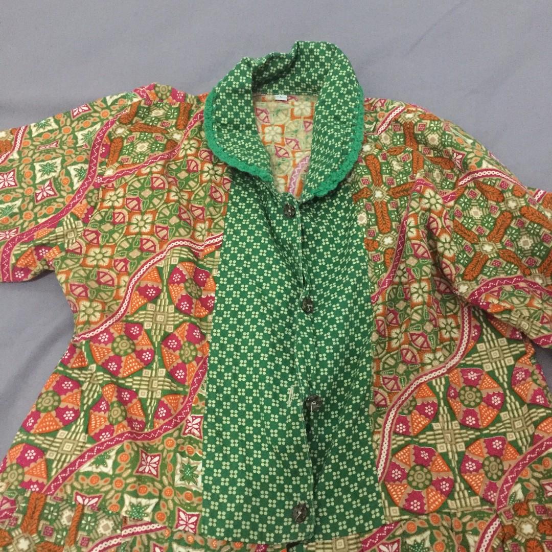 batik unbranded motif rajut