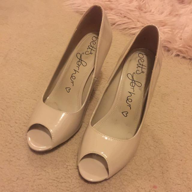 Betts Ladies Heels