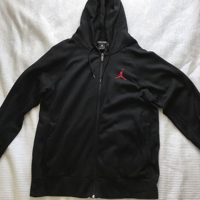 Black Jordan Jacket