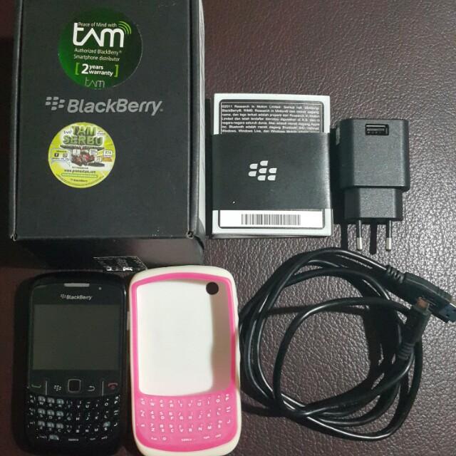 Blackberry Curve 8500 Gemini