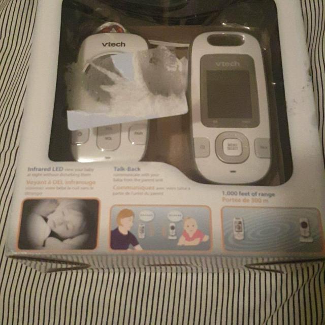 BNIB Vtech Baby Video Monitor