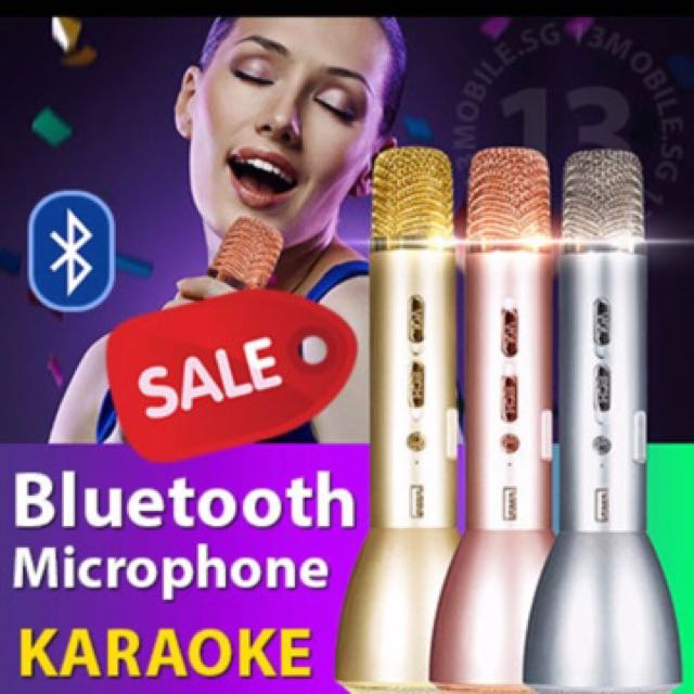 Brand New K088 Karaoke mic for KTV sing song