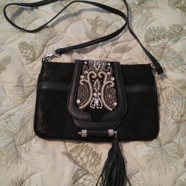 Brand New Mary Frances Glam Handbag