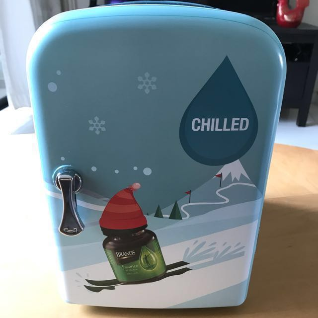 Brand S Mini Fridge With Chill Or Warm Selections Home Liances On Carou