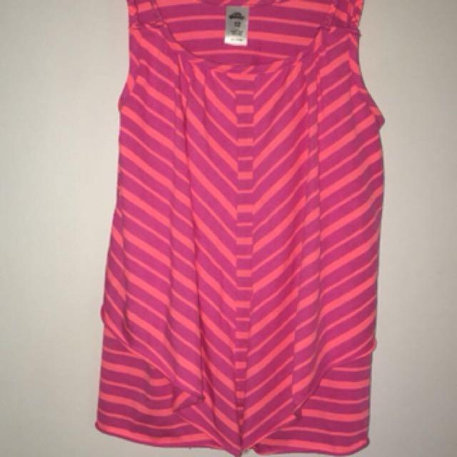 Bright Stripy Shirt