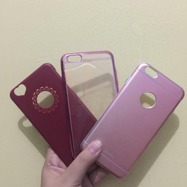 Case iphone6+ (60.000 semua)