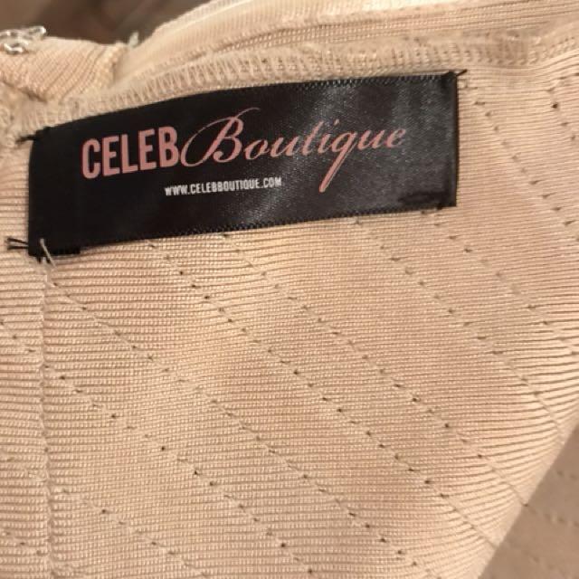 Celeb Boutique Bandage dress