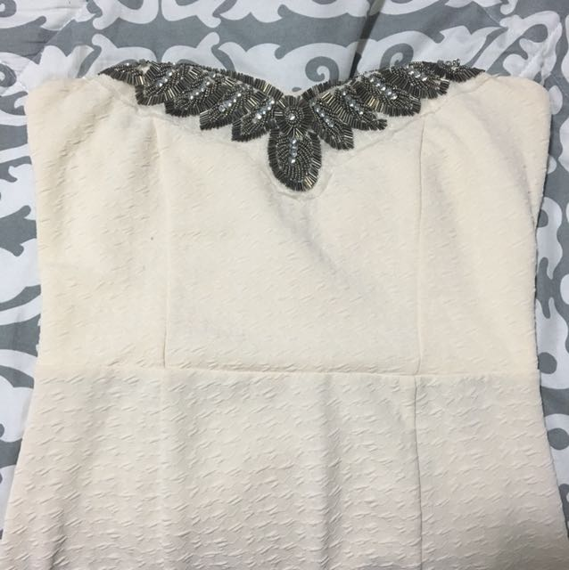 Charlotte Russe Decal Bodycon dress