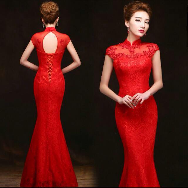 Cheongsam Bridal Wear