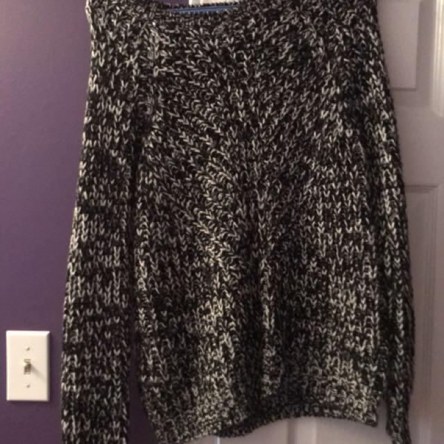 Chunky sweater S-Medium