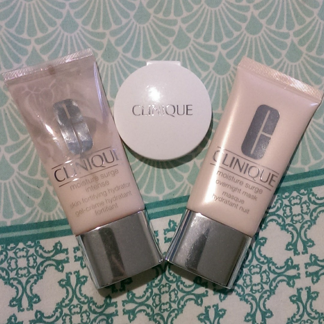 Clinique skincare and makeup bundle!
