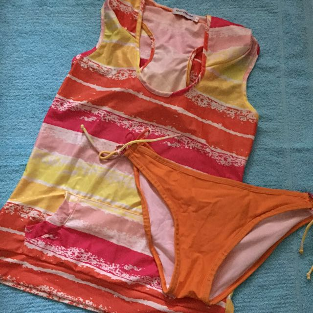 Coco Cabaña Two Piece Swimsuit