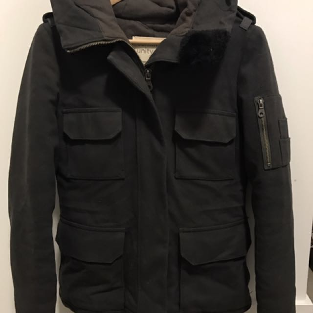 Community from Aritzia Parka