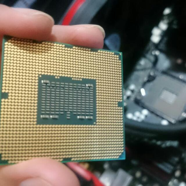 Core i7 990x 6-core 12-thread CPU