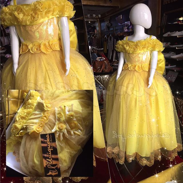 Costumize : Kids Gown 7th birthday, Babies & Kids, Girl\'s Apparel on ...