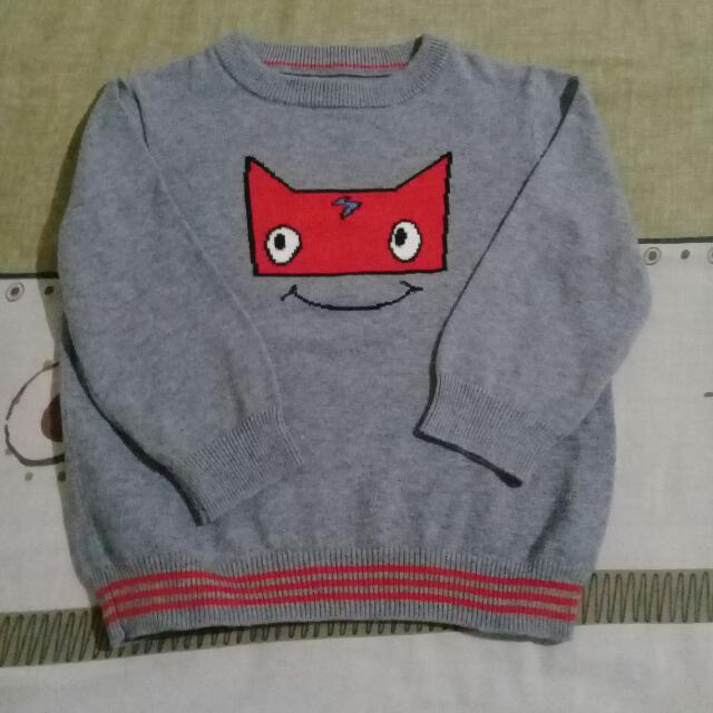 Cotton On Gray Sweater